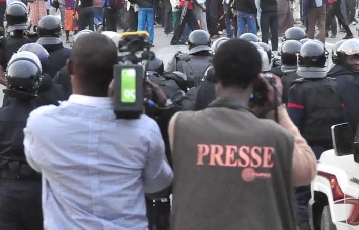 CM 2018 : 20 accréditations pour la presse sénégalaise