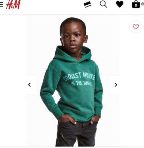 """""""Le singe le plus cool de la jungle"""" : H&M taclé pour sa pub jugée raciste"""