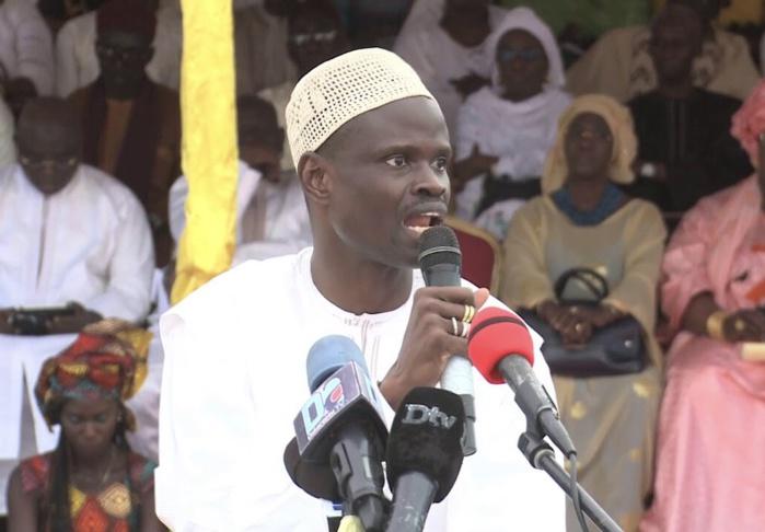 """Dr Macoumba Diouf, responsable politique de l'Apr :  """" Le département de Kaolack a toujours gagné, mais peut mieux faire... Je salue le choix de Benoît Sambou """""""
