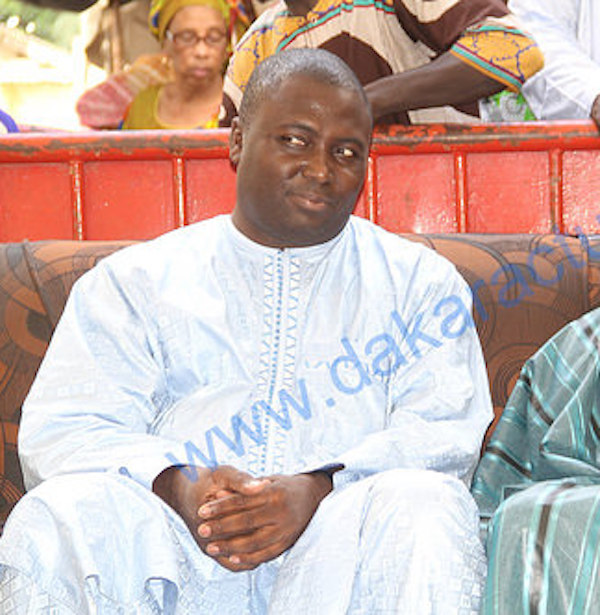 Bamba Fall en deuil : Le maire de la Médina perd son oncle maternel