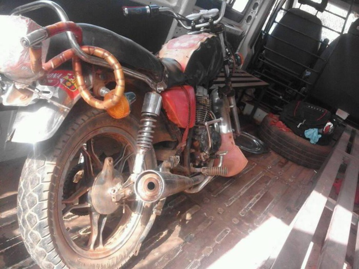 Drame à Kédougou : Un camion transportant du sable monte sur un conducteur de moto qui rendra l'âme peu après