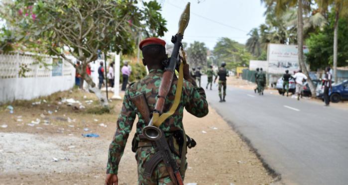 Côte d'Ivoire: série de tirs nourris entendus à nouveau à Bouaké