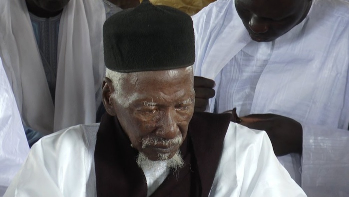 Serigne Sidi Mokhtar inhumé à Gouye-mbind aux environs de 3 heures 40 minutes / Le saint-homme avait déjà aménagé sa dernière demeure