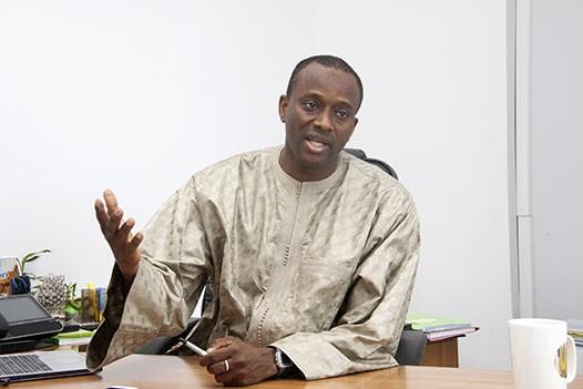 Aboubacar Sedikh Beye, directeur général du Port autonome de Dakar