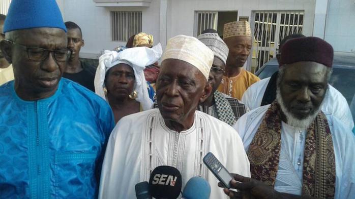 DEMBO BODIAN (ministre Gambien des Affaires religieuses) : ' Serigne Sidi Mokhtar n'appartenait pas au seul Sénégal... La Gambie a vécu 22 ans de souffrance '