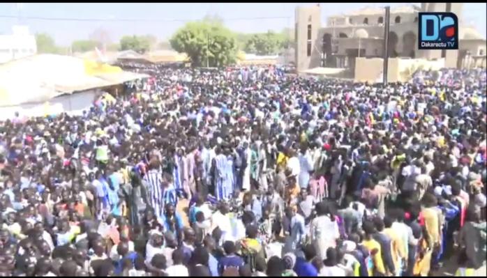 Trois jours après le rappel à Dieu de Serigne Sidi Moukhtar : Gouye-mbind dans un profond recueillement