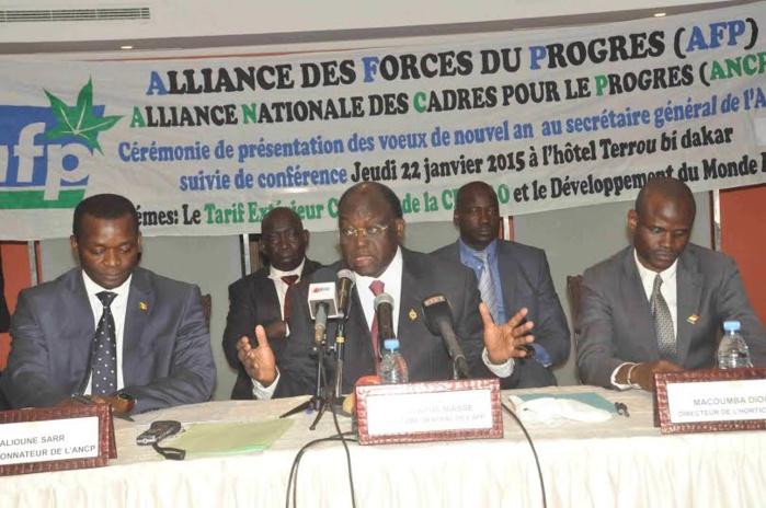 Assassinat Borofaye : Les cadres de l'AFP prient les forces vives de Casamance à répondre à l'appel à la paix du Président Sall