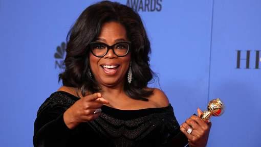 Les Américains ne veulent pas d'Oprah comme présidente