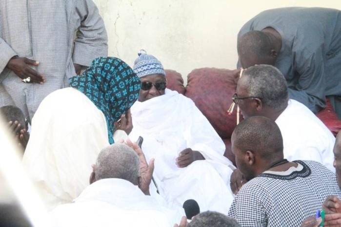 GOUYE-MBIND - La liste des 16 familles de Serigne Bara qui ont intronisé Serigne Moustapha Maty Lèye