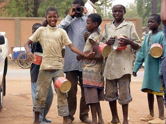 Sénégal : prière d'un enfant talibé* (Contribution)