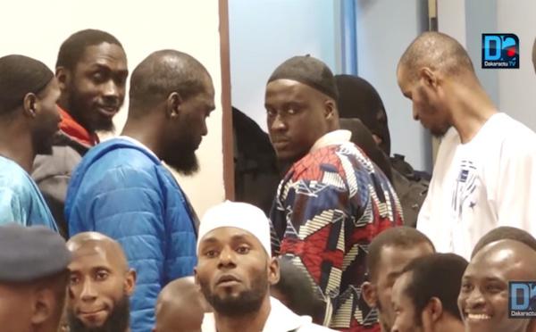 Abu Youssouf, Latyr Niang et Ibrahima Ndiaye disent avoir été victime d'un lavage de cerveau