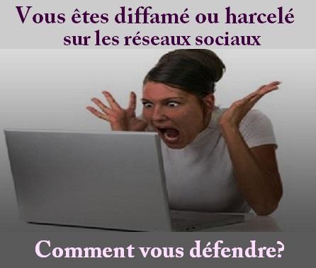 Vous êtes diffamé ou harcelé sur les réseaux sociaux: comment vous défendre? Partie 1 (Par Aliou TALL)