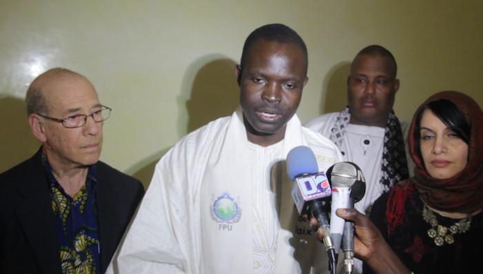 TOUBA - Les  ' Ambassadeurs de la paix ' rendent hommage à Serigne Sidi Mokhtar pour son combat pour la paix et la concorde nationale