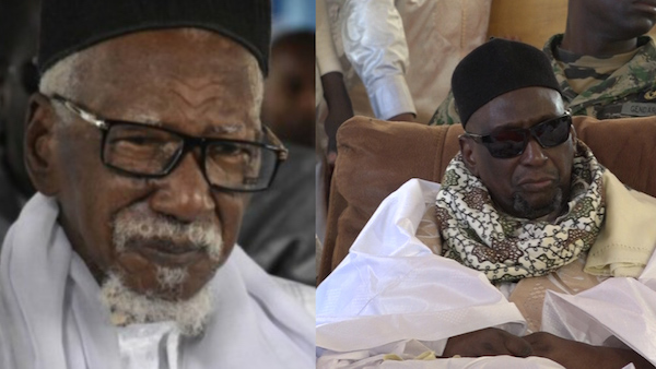 Condoléances : Thierno Bachirou Tall à Touba
