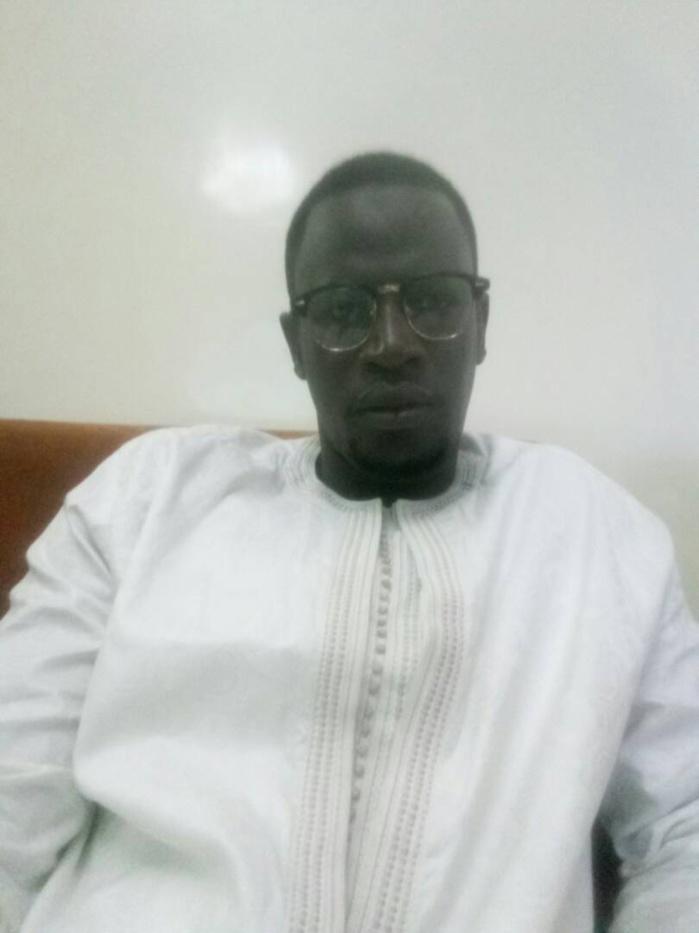 """Youssoupha Niang (Cojem) : """"La réélection du Président Sall passera par l'enterrement de toutes les haches de guerre"""""""