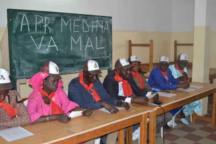 APR Médina : Brassards rouges contre les leaders