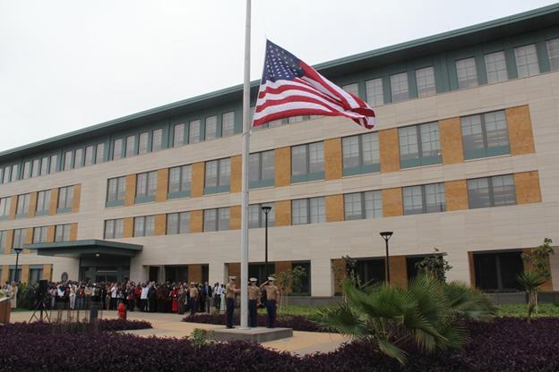 «Shutdown» / L'administration fédérale à l'arrêt : l'ambassade américaine de Dakar réduite au service minimum