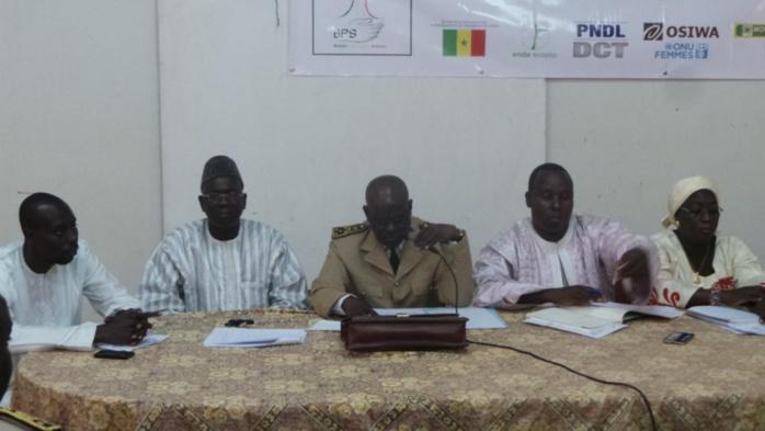 LOUGA / Adoption du projet de budget de l'Agence régionale de développement à la somme de 167.922.706 F Cfa