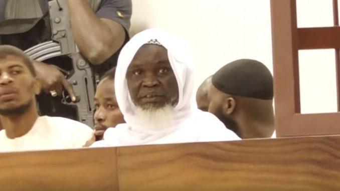 ACTIVITÉS TERRORISTES PRÉSUMÉES : Imam Alioune Badara Ndao parle...