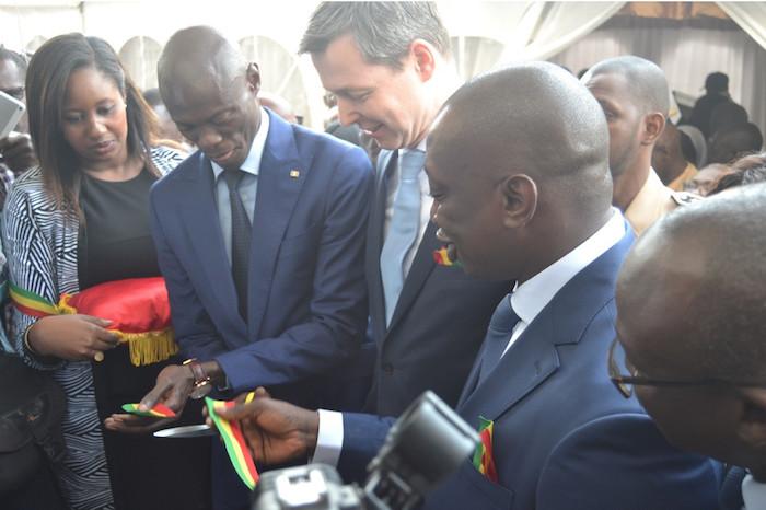 ANPEJ/GIZ: inauguration du centre sénégalo-allemand d'information pour l'Emploi, la Migration et la Réintégration