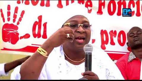 """Me Ndèye Fatou Touré au Procureur de la République : """"Nous sommes pas là pour discuter de votre tête rasée"""""""