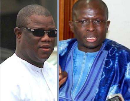 Concertations politique : Le Front national quitte le cadre et accuse Baldé et Fada de rouler pour Macky (communiqué)