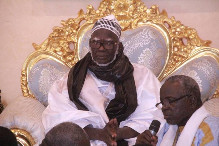 """TOUBA/ LE KHALIFE A PARLÉ : """" Ku dem ma dem, ku demul ma dem... Il ne m'est jamais venu à l'esprit qu'un jour... Aux politiques et aux chefs religieux... '"""