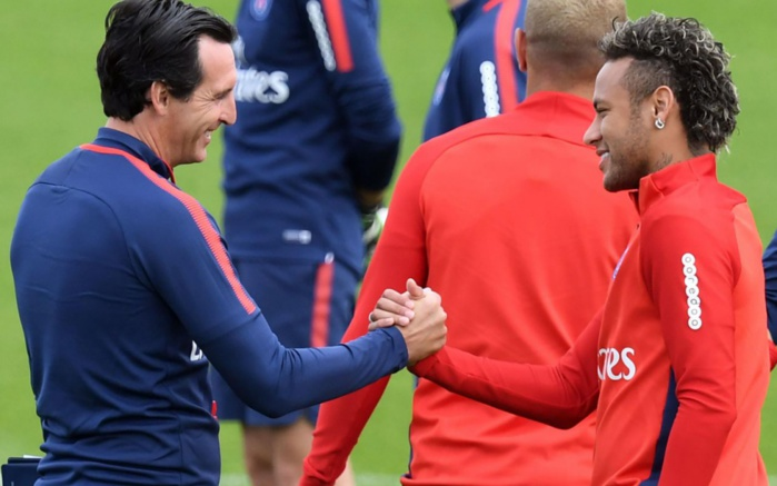 """PSG : Neymar, le futur """"meilleur"""" pour Emery"""