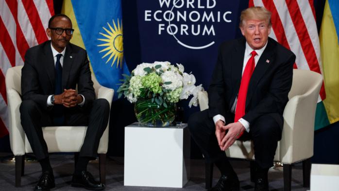 Le Président américain, Donald Trump, n'a pas été insensible au rejet africain de ses propos outrageants !