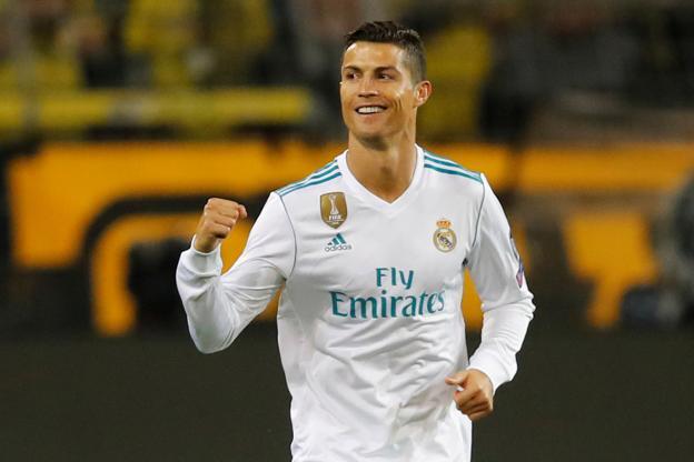 Cristiano Ronaldo : «Mon futur est à Madrid ? Bien sûr. Je veux rester ici, j'aime ce club»