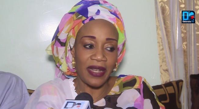 """MADAME AWA DIOP MBACKÉ : """"Les dissidences entre femmes en France ne sont pas pour faciliter la réélection du Président Macky Sall"""""""