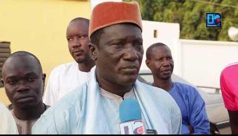 """LA COLÈRE DE KANI BÈYE (maire socialiste) : """"Avec le Pudc, c'est le parti avant la patrie... Le combat aux côtés de Khalifa se poursuit"""""""
