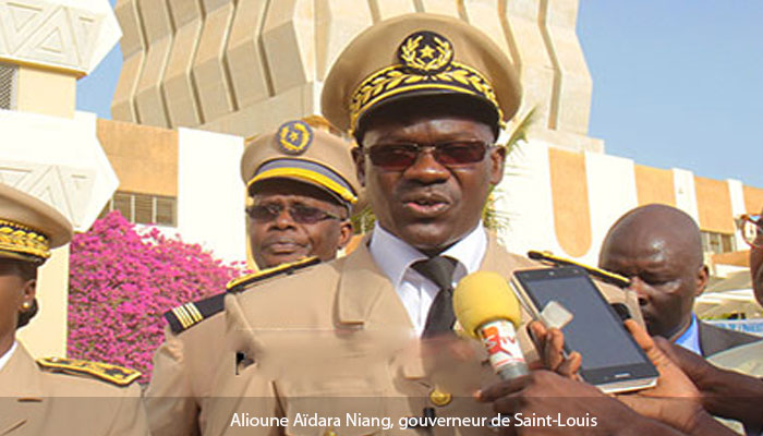 Côte mauritanienne : Un pêcheur sénégalais tué, 7autres en détention