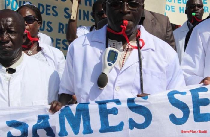 Santé : Le Sames en grève à partir de ce jour