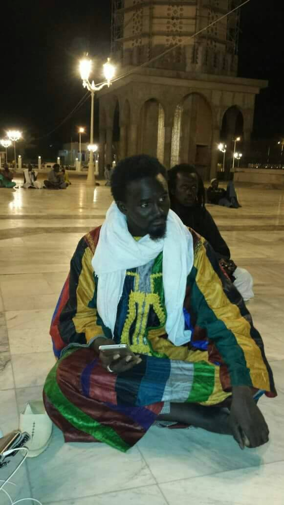 Sénégal-Mauritanie : hymne de Serigne Hamidou Mbacké en faveur de la paix (Déclaration)