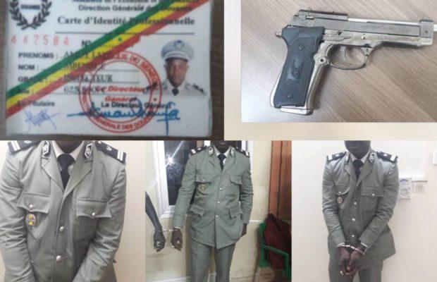 Amady Mbengue : La vraie histoire d'un faux-douanier / Comment l'ex-commando a utilisé les effets d'un lieutenant décédé