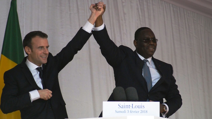 Politique migratoire : Emmanuel Macron annonce la mise sur pied de visas de circulation entre la France et le Sénégal