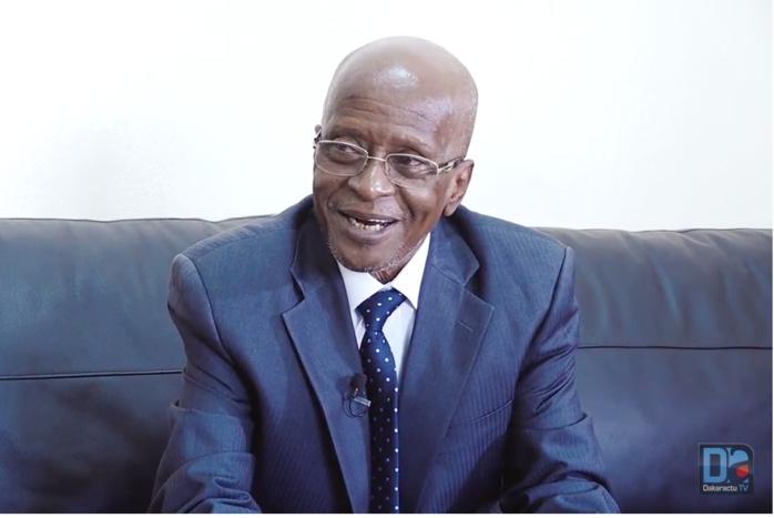 NÉCROLOGIE : Décès du Professeur Hamidou Dia, conseiller spécial du Président Macky Sall