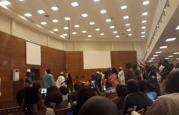 Procès Khalifa Sall : Me Abdoulaye Wade, Moustapha Niasse, Amadou Bâ, Pape Diop et Tanor Dieng ne comparaîtront pas