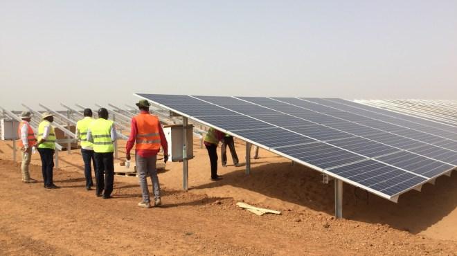 Louga : 200.000 familles raccordées à l'électricité grâce à une centrale photovoltaïque