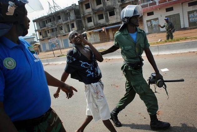 Guinée Conakry : 5 morts à l'issue d'accrochages entre forces de l'ordre et partisans de Cellou Dalein
