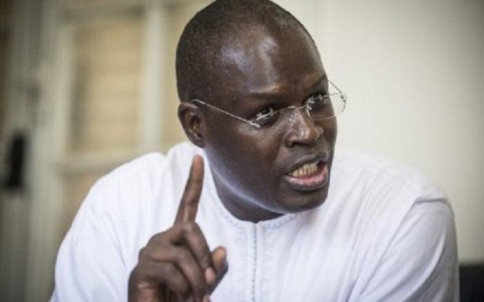 """""""S'il existe des fonds politiques à la Mairie de Dakar, c'est parce que l'Etat l'a voulu"""" (Khalifa Ababacar Sall)"""