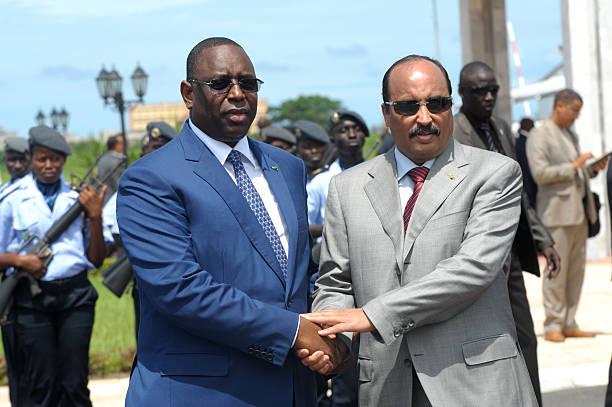 Nouakchott : Macky et Abdel Aziz concrétisent les accords de coopération entre les deux pays