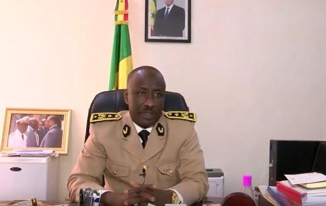 Présent à la marche de l'opposition : Le sous-préfet de Dakar Plateau n'est pas passé inaperçu