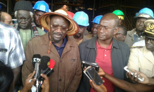 Papa Abdoulaye Seck : « Nous sommes au deuxième mois d'une campagne agricole qui doit durer 7 mois, les huiliers ont déjà collecté plus de 156.000 tonnes »