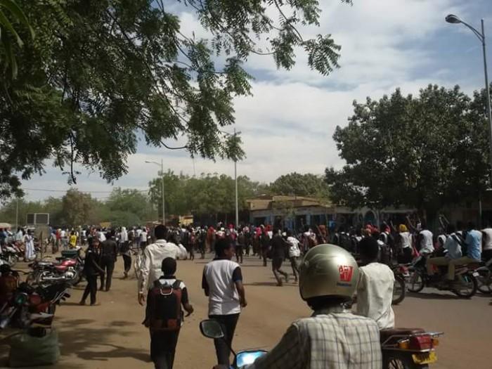 Tchad : une manifestation de jeunes violemment réprimée par la police