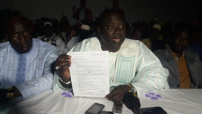 Moussa Fall, président de l'Aprodel : « La ville de Kaolack doit bénéficier des retombées des Salins du Saloum et de la Foire Internationale de Kaolack »