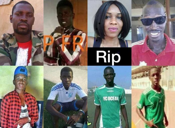 Drame de Demba Diop : les familles des victimes fustigent la décision du TAS