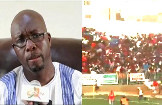 """Le Stade de Mbour est """"incapable"""" d'assurer la sécurité lors des matches face à l'USO (président)"""