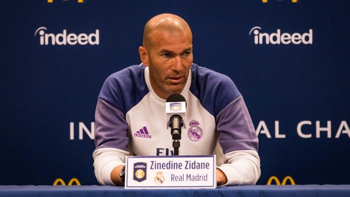 Real : Zinédine Zidane juge le PSG